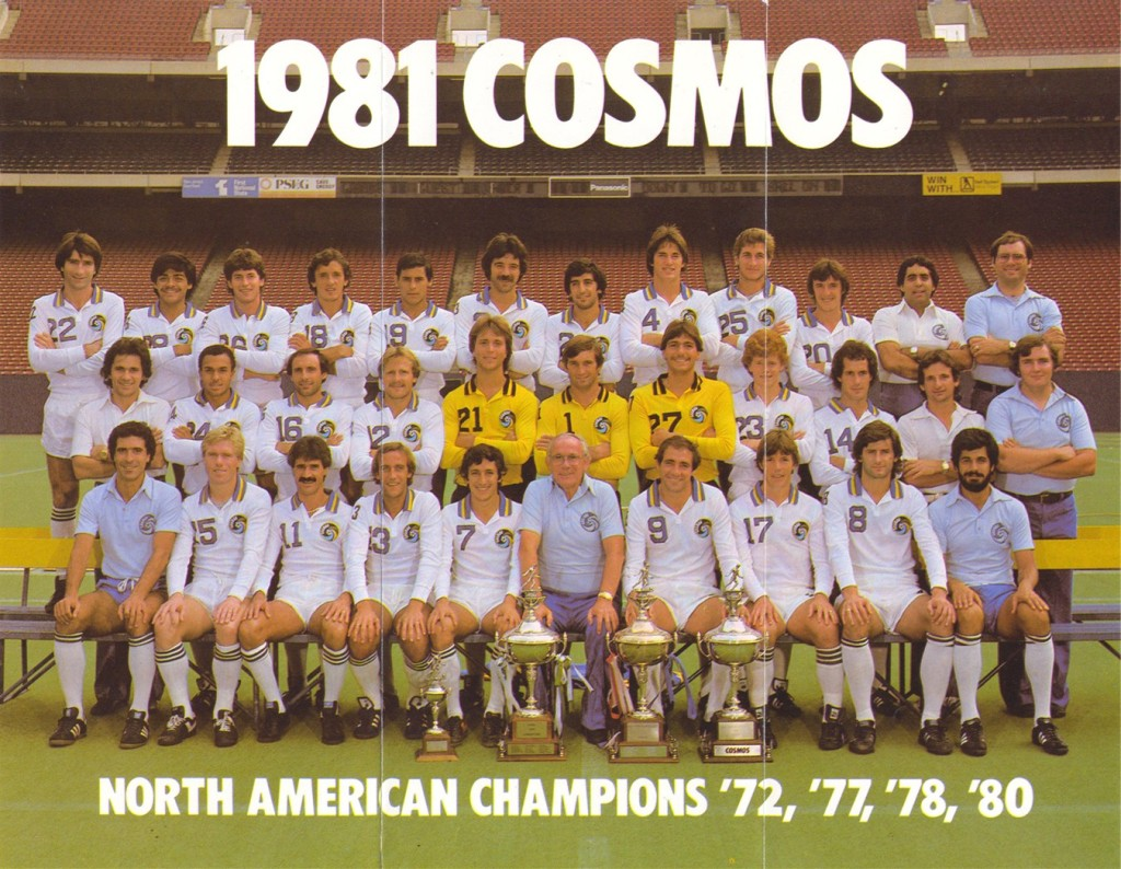 Cosmos_81_Home_Team