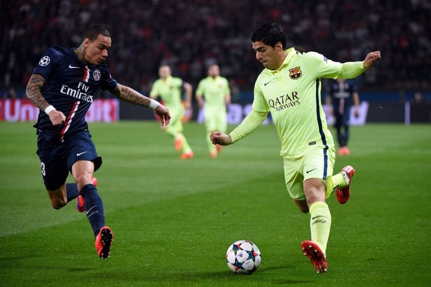 Paris-St-Germain-v-Barcelona