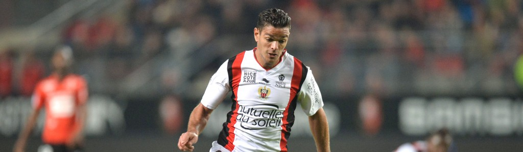 FOOTBALL : Rennes vs Nice - Ligue 1 - 18/10/2015