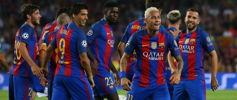 FC Barcelona v Celtic - UEFA Champions League Group Stage - Group C