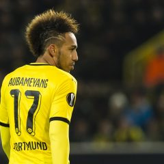 Real'in gözü Aubameyang'da