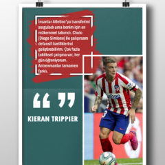 Trippier'in Atletico macerası