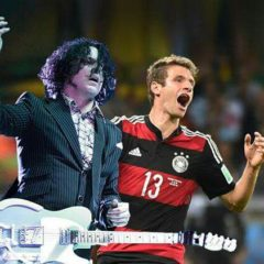 Seven Nation Army ve Futbol