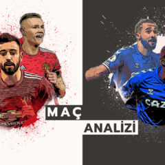Analiz | Manchester United 3-3 Everton