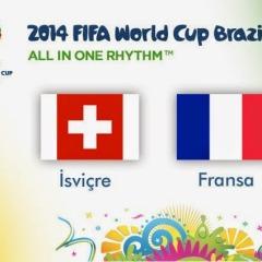 Maç Analizi   Fransa – İsviçre