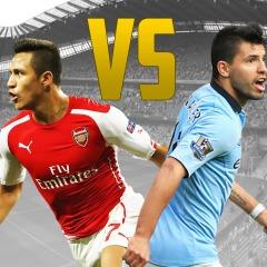 İnfografik | Sanchez vs. Aguero
