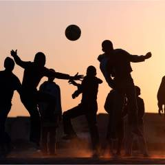 Futbolda İnsan Kaçakçılığı