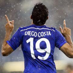 Diego Costa Liverpool'un Kapısından Dönmüş