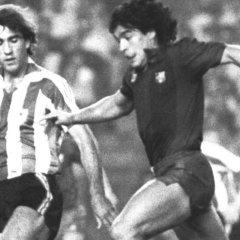 Bilbao Kasabı Maradona'nın Peşinde
