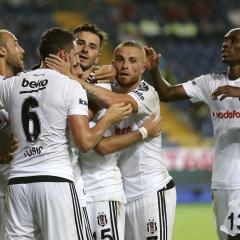 Mersin İdman Yurdu – Beşiktaş maçında öne çıkanlar