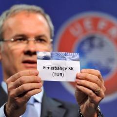 Fenerbahçe'nin UEFA Avrupa Ligi A Grubu Rakipleri