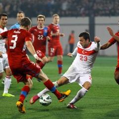 Maç önü | Çek Cumhuriyeti – Türkiye