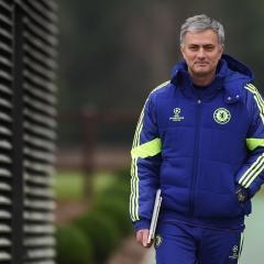 Sad One: Jose Mourinho
