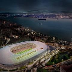 Vodafone Arena rüzgarıyla Beşiktaş