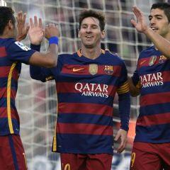 La Liga şampiyonu Barcelona!