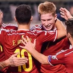 Belçika Milli Takımı Euro 2016 kadrosunu açıkladı
