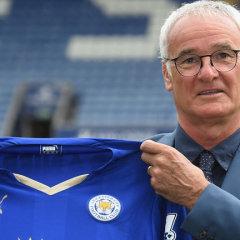 Leicester'da hedefte iki golcü var