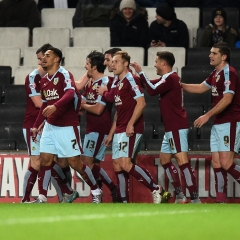 İlk 'Premier' Burnley