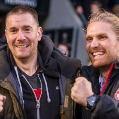 "Futbolun ""Moneyball"" u; Rasmus Ankersen ve Matthew Benham"