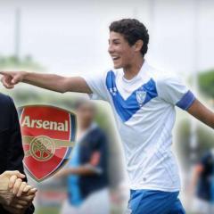 """Arsenal Arjantinli """"harika çocuk""""' un peşinde"""