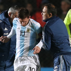 Arjantin'de Messi korkusu