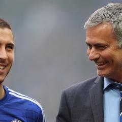 Hazard: Mourinho'ya karşı oynamak için sabırsızlanıyorum