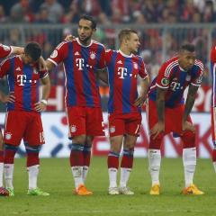 """3 yarı finalli """"Bayern Sendromu"""""""