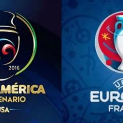Rakamlarla Copa America 2016 ve Euro 2016