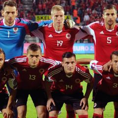 Arnavutluk'un Fransa kadrosu belli oldu