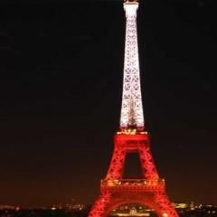 Euro 2016 öncesi Eyfel Kulesi yarışı başladı