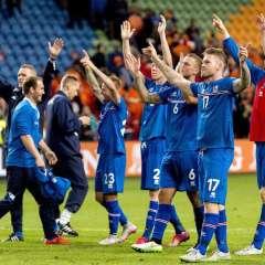 Tarihlerinin ilk Avrupa Şampiyonası'nda İzlanda Milli Takımı