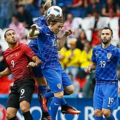 Türkiye – Hırvatistan maçında öne çıkanlar