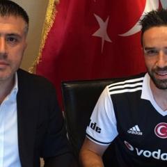 Gökhan Gönül resmen Beşiktaş'ta