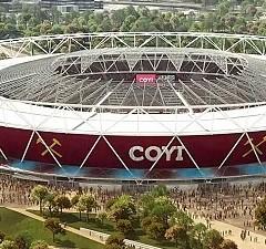 West Ham'ın yeni stadının adı belli oldu