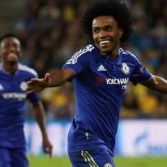 Willian dört yıl daha Chelsea'de