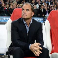 Inter'de en büyük aday Frank de Boer