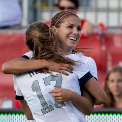 Pazarlama başarı hikayesi; Amerika Kadın Futbol Milli Takımı