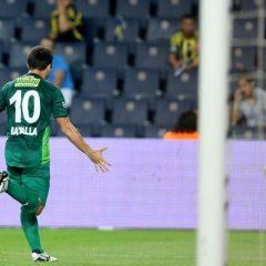 MAÇ ANALİZİ | Fenerbahçe 0  –  1 Bursaspor
