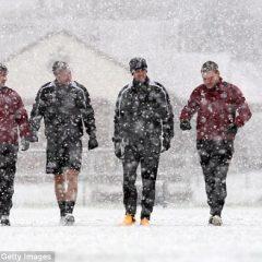 Soğuk havada antrenman yapmanın incelikleri