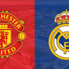 Manchester United Real Madrid'i solladı