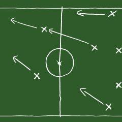 TAKTİKLER | Futbolda rakibi yönlendirme