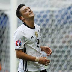 Mesut Özil röportajı