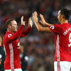 United'ın ilk dört şansı