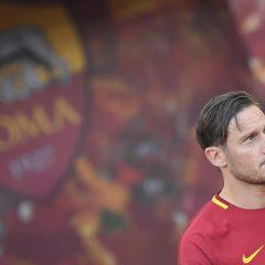 Rakamlarla Totti'nin efsanevi kariyeri