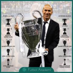 Kupa canavarı Zidane