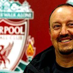 Alışılmadık bir manşet: Benitez Liverpool'a karşı
