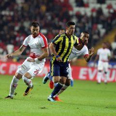 Maç Analizi: Antalyaspor 0 – 1 Fenerbahçe