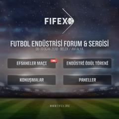 Futbol Akademi'nin medya sponsorluğunda FIFEX başlıyor