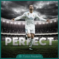 'Perfect' Ronaldo