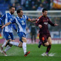 Maç Analizi   Espanyol 1-1 Barcelona